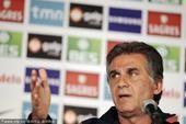 高清图:葡萄牙止步世界杯16强 记者追访奎罗斯