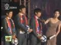 韩国队告别南非回国 首尔举行庆功晚会一睹尊荣