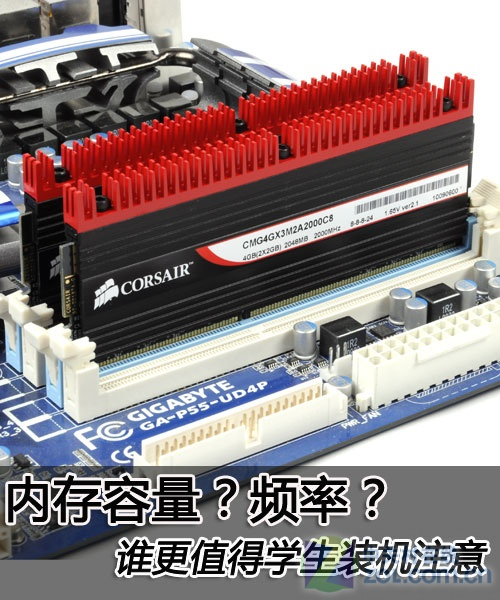 暑期宝典 DDR3条容量和频率谁更重要