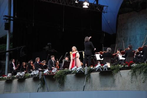 """柏林森林音乐会今夏再度带来""""爱的夜晚""""图片"""