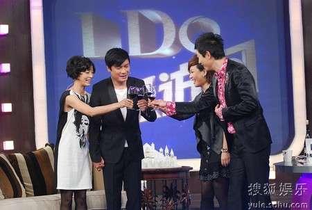 李静戴军超级访问_罗嘉良苏岩婚后首上访谈 《超级访问》高调示爱-搜狐娱乐