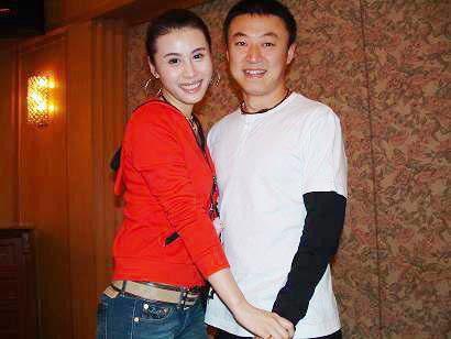 马琳张宁益昔日甜蜜照--恩恩爱爱-搜狐娱乐