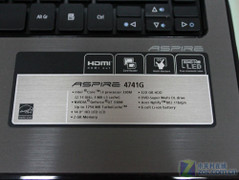 i3芯配GT330M独显 宏�4741G本5299元