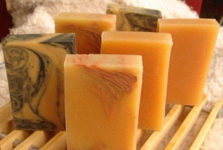 古代纯天然洗涤剂大盘点 贝壳灰洗亮丝织品(图