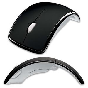 对抗苹果Magic?微软或推出多点触控Arc鼠标