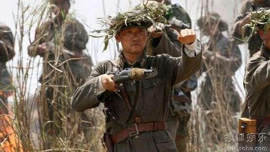 身先士卒的前线指挥官