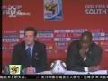 总统迫于国际足联压力 尼日利亚解除国家队禁令