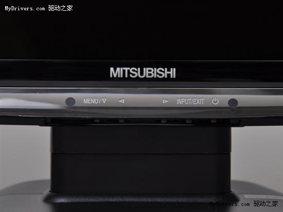 三菱全球首款插帧倍速液晶显示器图赏