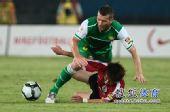 图文:[中超]北京3-0辽足 马季奇彪悍