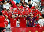 图文:[中超]北京3-0辽足 球迷力挺辽足