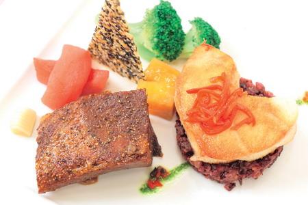 台牛+龙鳕鱼