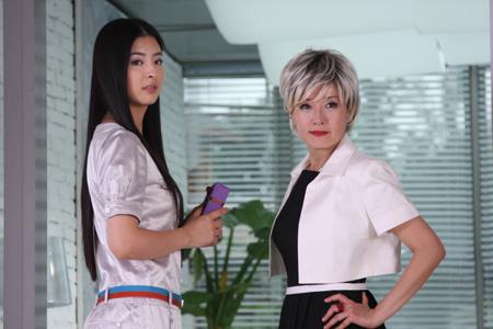 《时尚王国》上演职场大战 收视节节攀升