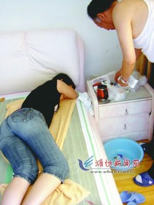 趴在少女肉体上_王娟每天都这样趴在床上