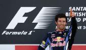 图文:F1英国大奖赛正赛 胜利有你的一半