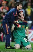 高清图:世界杯球员庆祝盘点 卡西痛哭罗本露PP