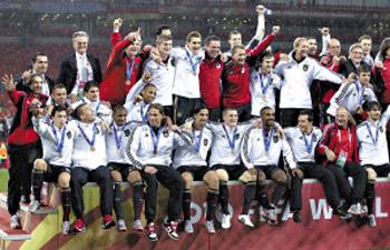 德国卫冕季军
