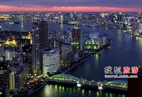 不可错过的东京优惠景点
