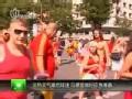 南非世界杯西班牙斗牛士夺冠 炎热天气难挡球迷