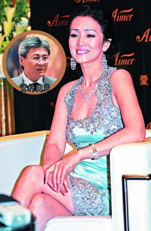 巩俐称回到新加坡有回家的感觉,但并未回和丈夫黄和祥的家。
