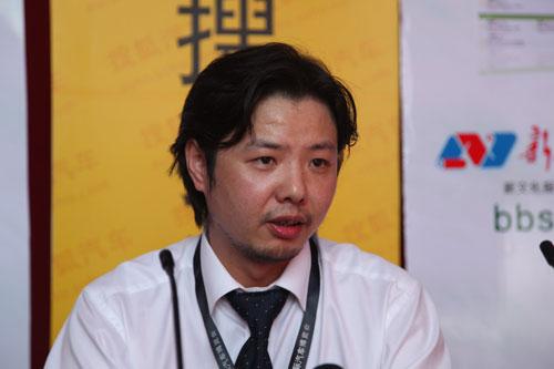 丰田汽车(中国)投资有限公司公关宣传部部长刘鹏