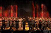 第十三届文华大奖获奖剧目剧照 毛泽东在西柏坡的畅想