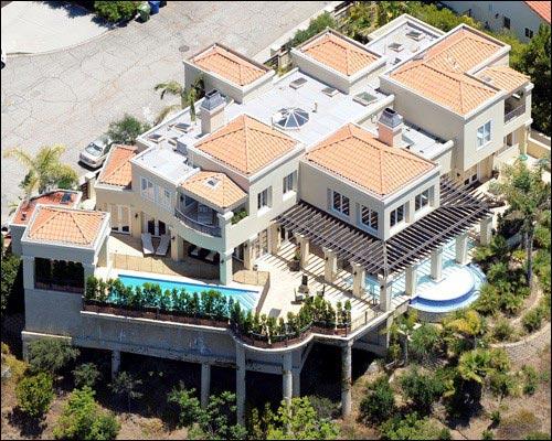 Lady GaGa的豪宅