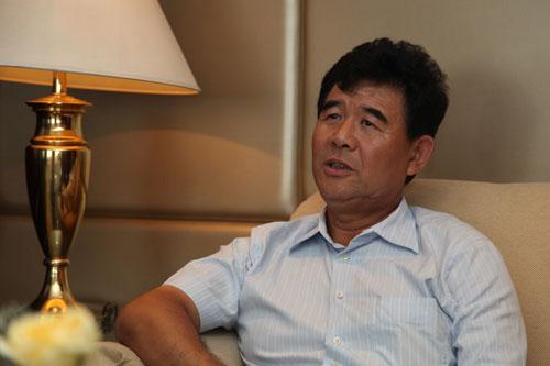 搜狐汽车对中国汽车技术中心主任赵航