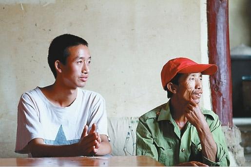 邓海斌和他的父亲