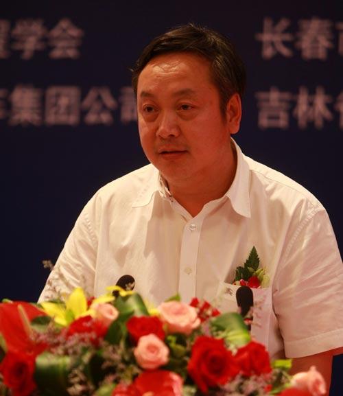 长春汽车产业开发区管委会主席李相国