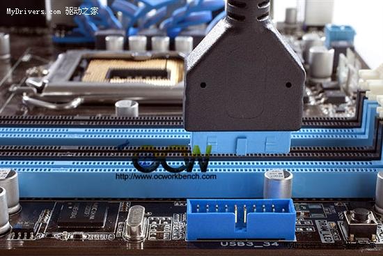 华硕发布全球第一款前置USB 3.0接口主板