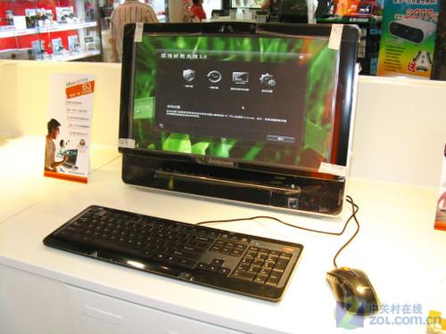 双核500G硬盘 联想B305一体电脑3999元