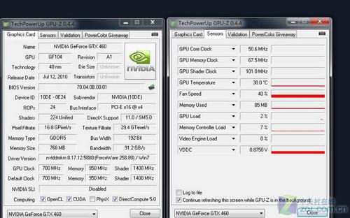 真的很省电? 网友300W电源实战GTX460