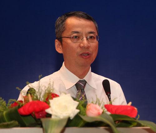 通用汽车中国科学研究院院长杜江凌博士
