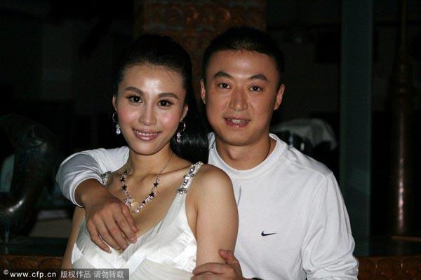 图文:马琳张宁益亲密合影曝光 曾经甜蜜恩爱