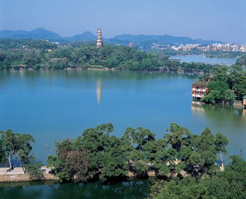 杭州西湖夏季攻略(组图)