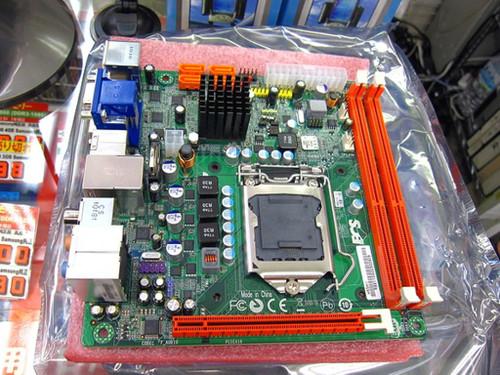 HTPC专属小板 精英出售Mini ITX H55