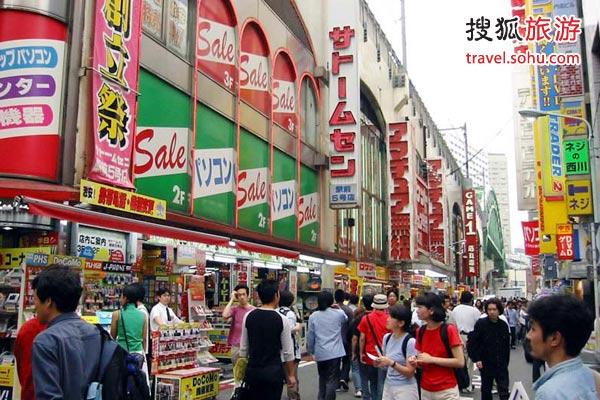 日本的许多特色手信让你买到手软