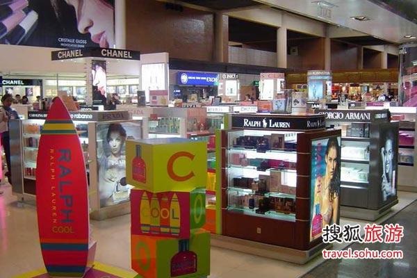 在泰国买化妆品也很划算