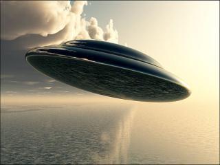 资料图片:近代最清晰UFO影片出现在土耳其-英UFO专家 外星人在研
