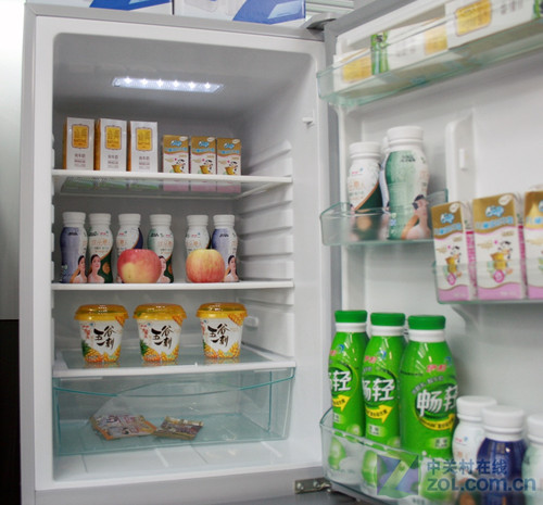 宽度变温 海尔三开门冰箱现价3599元