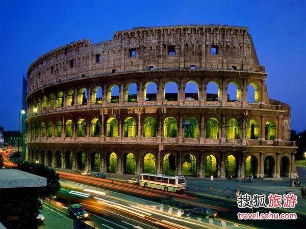 搜狐旅游重磅推荐:意大利罗马必玩景点