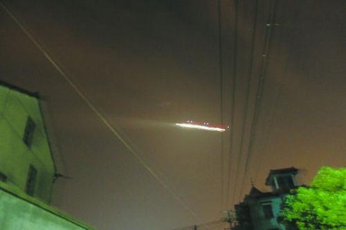 猜测称中国近期UFO可能是 东风 21 导弹