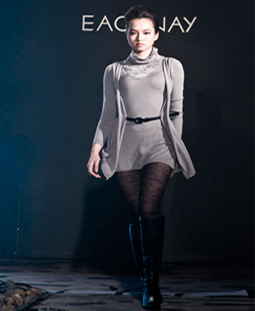 网友最喜爱深圳女装品牌――艺之卉
