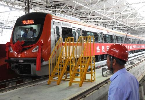北京地铁房山线_北京地铁房山线正式交付运营单位 12月实现开通