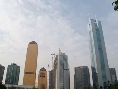 十大潜力宜居城市排名出炉 白领依然首选北上广