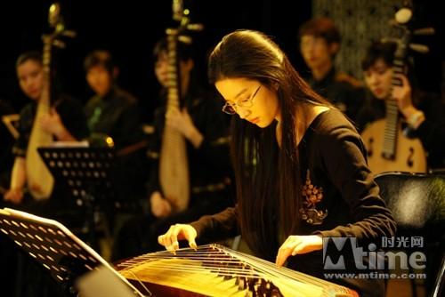 古筝重奏谱子流行