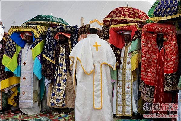 """埃塞俄比亚""""玛斯考""""节"""
