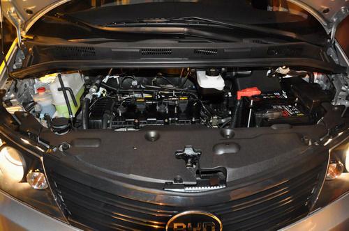 比亚迪发动机_售价13.98万起 比亚迪商务车M6登陆华东-搜狐汽车