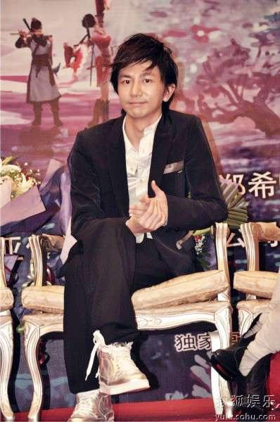 孙祖杨_孙祖杨出演《剑侠情缘》 和谢霆锋亦敌亦友(图)