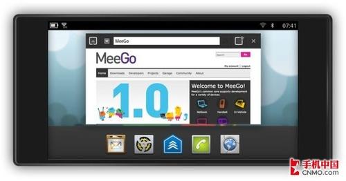 Meego终于临近 多张全新界面图片曝光